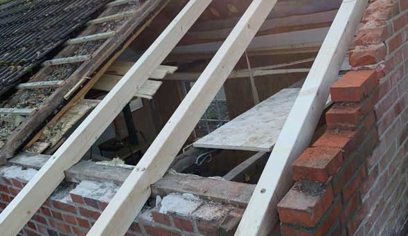 Siebelt Dachdecker Rhede Reparaturarbeiten
